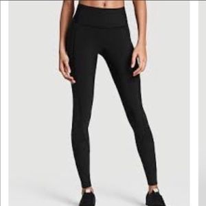 victorias secret sport logo legging black